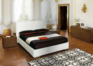 Calligaris Platform Bed