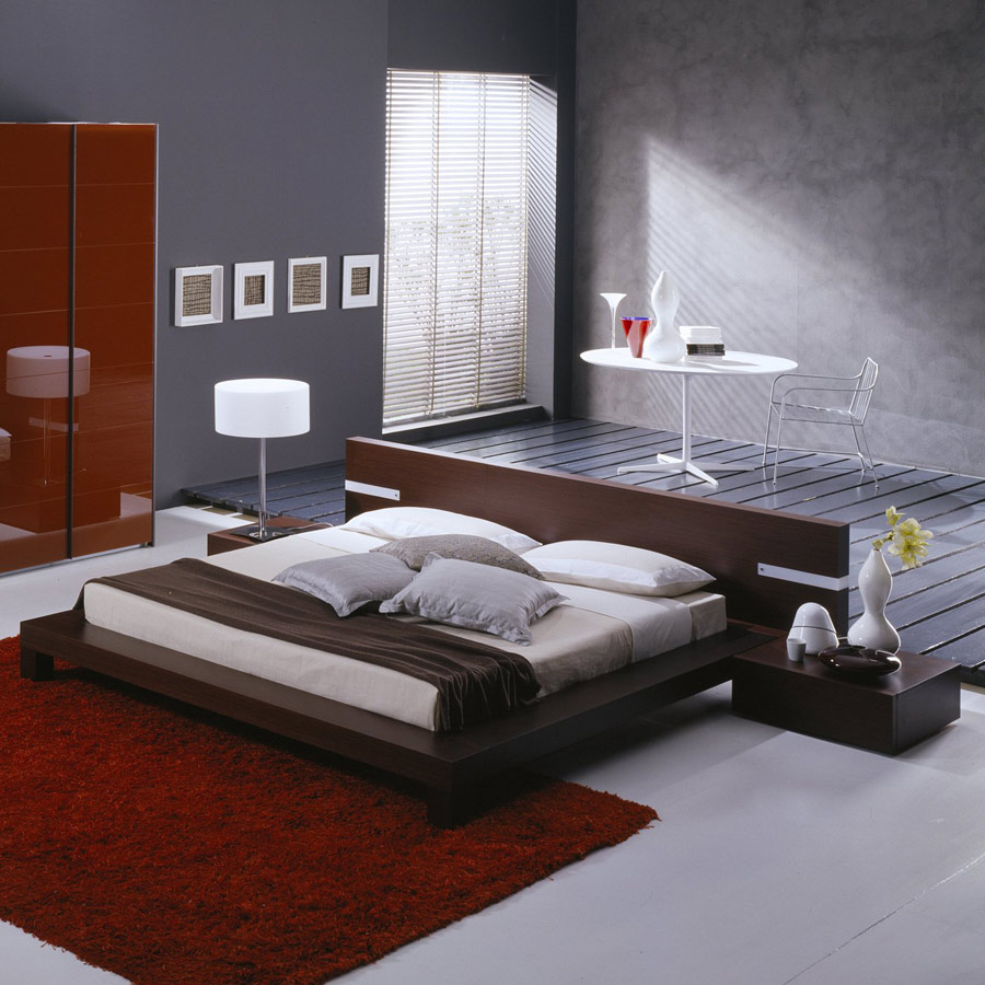 WIN Contemporary Bedroom Rossetto