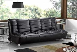 Modern Leatherette sleeper ZM03