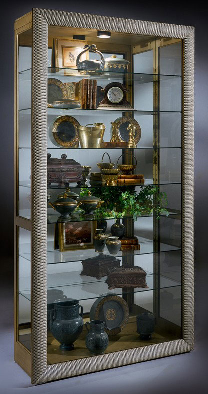 Exceptionnel How To Find Glass Curio Cabinets At An Affordable Price